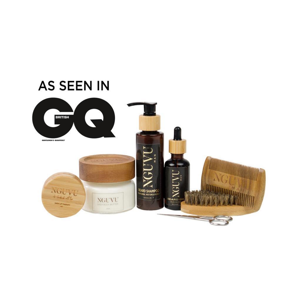 Platinum Man Grooming Kit