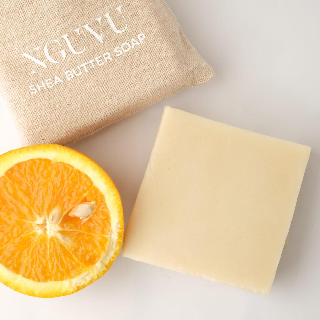 150g Summer Orange Shea Butter Soap