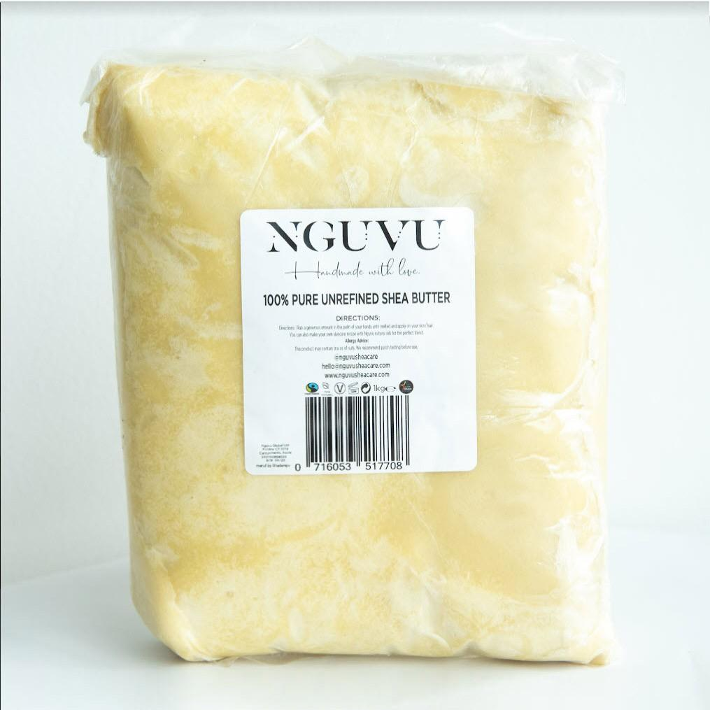 1kg Unrefined Shea Butter